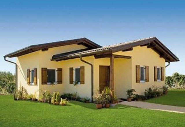 Case In Tronchi Di Legno Trentino : Le case di legno del cnr resistono ai terremoti più forti sono